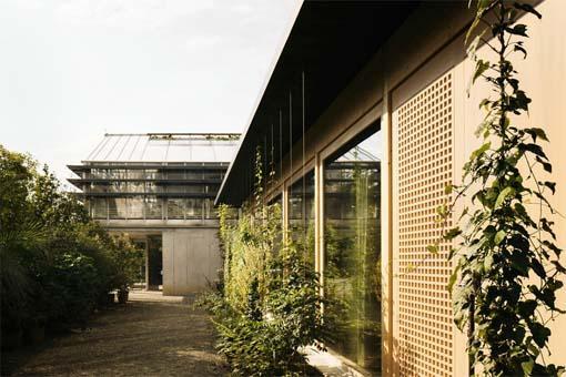 绿色馆:TomMunzArchitekt